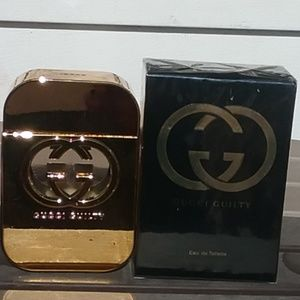 Brand New Gucci Guilty 2.5oz Never Opened.